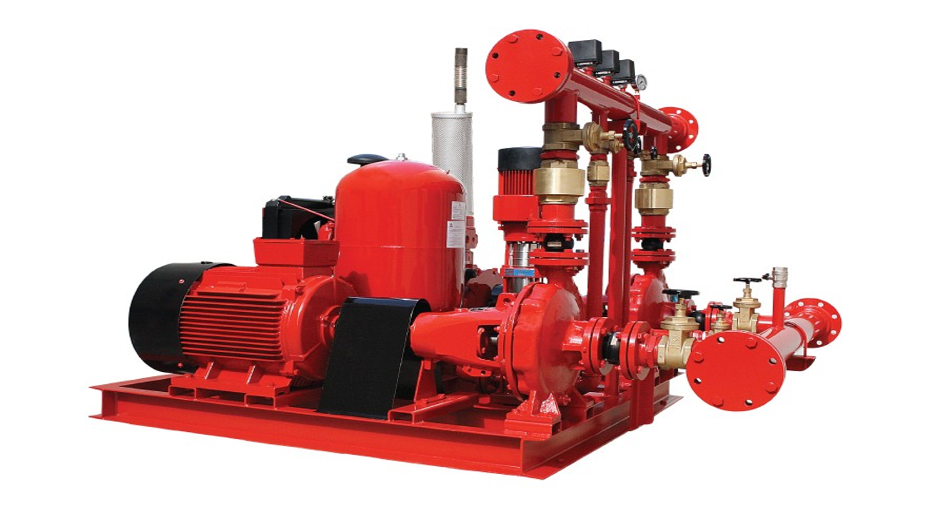 Fire Fighting Pumps UL/FM Approved, Non UL