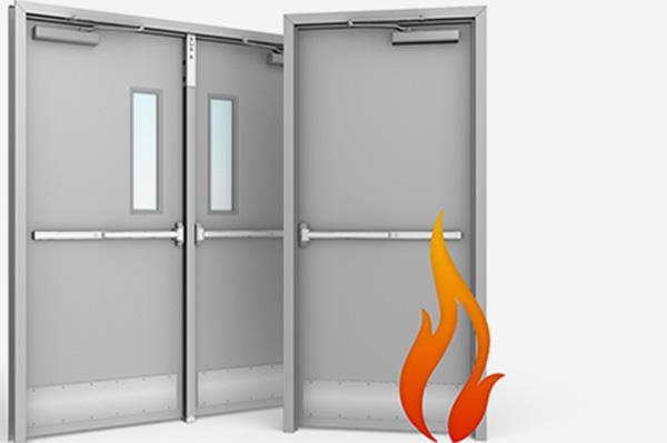 Fire rated Door Single & Double